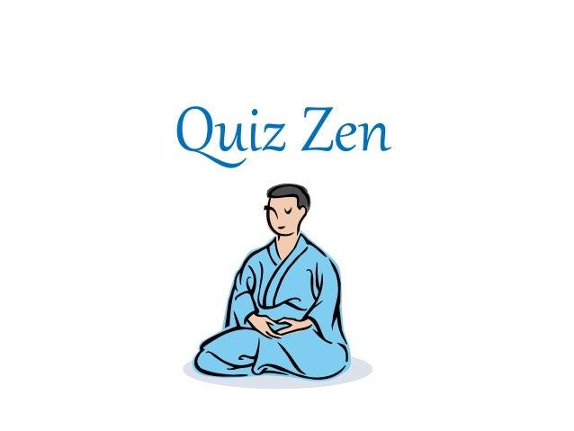 Quiz Zen