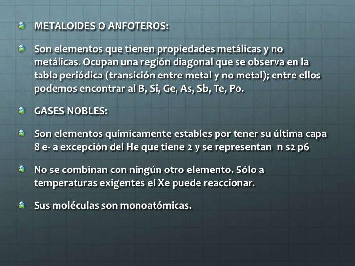 Qumica 1 metaloides urtaz Images