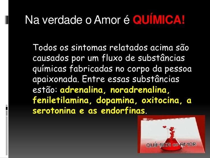 Qumica Do Amor