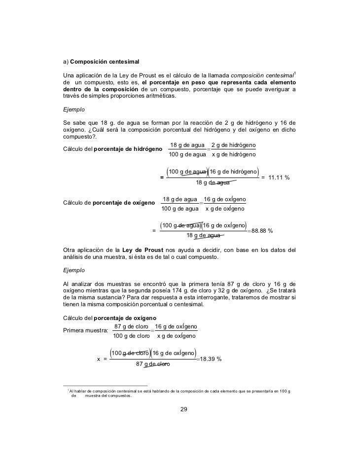 QUÍMICA III DE BACHILLERATO