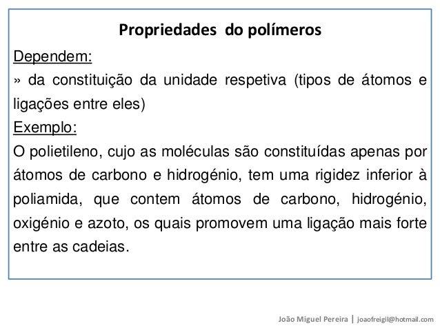 """Química 12º - """"Polimeros e reciclagem dos plásticos"""" Slide 2"""