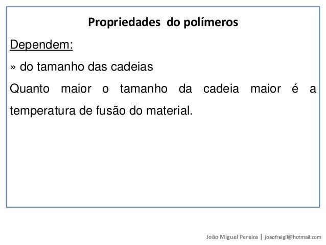 """Química 12º - """"Polimeros e reciclagem dos plásticos"""" Slide 3"""