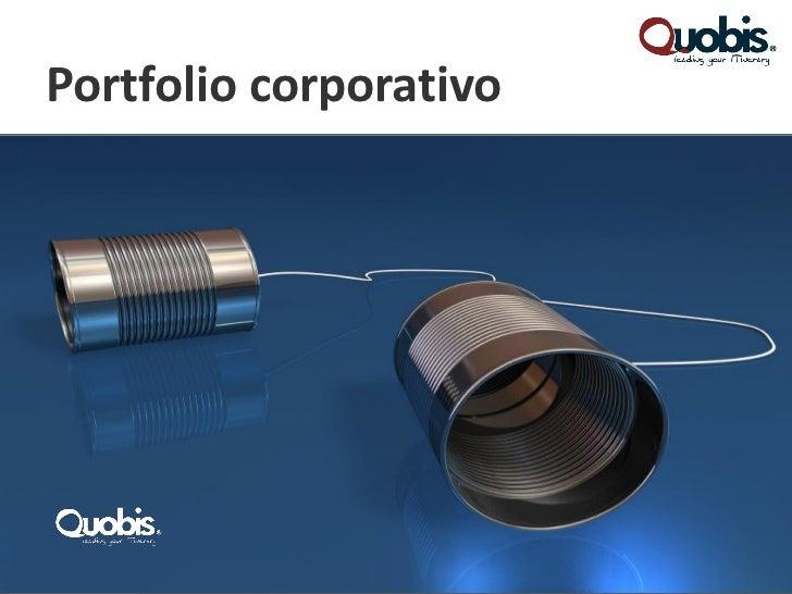 Portfolio corporativo