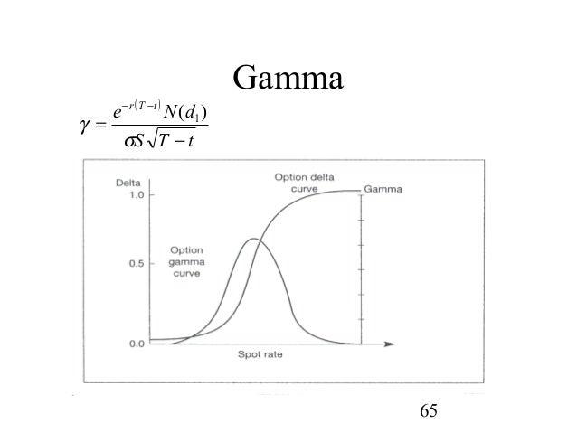 Fx options gamma