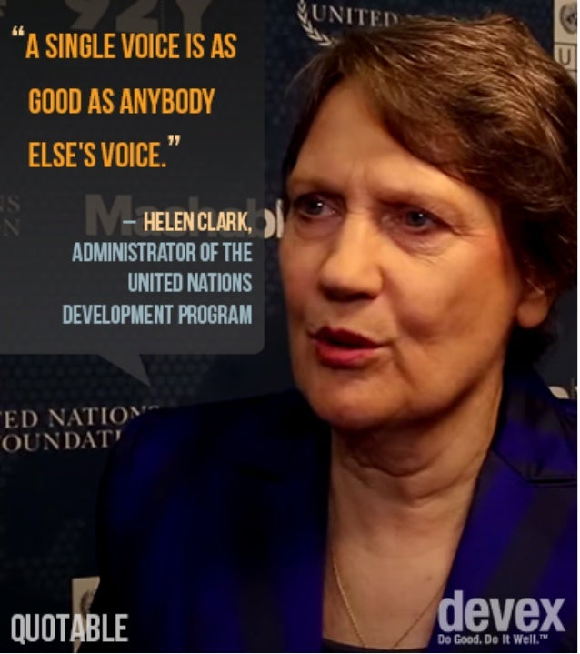 Top 10 quotes from global development leaders in 2014 Slide 3