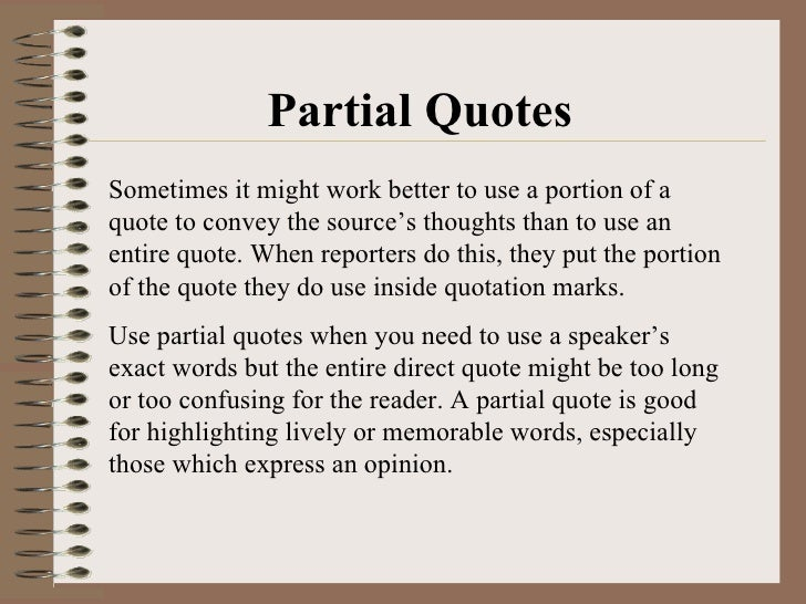 quotations quotations