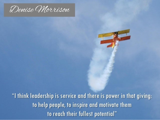 Leadership Quotes by Alesandra Blakeston Slide 3