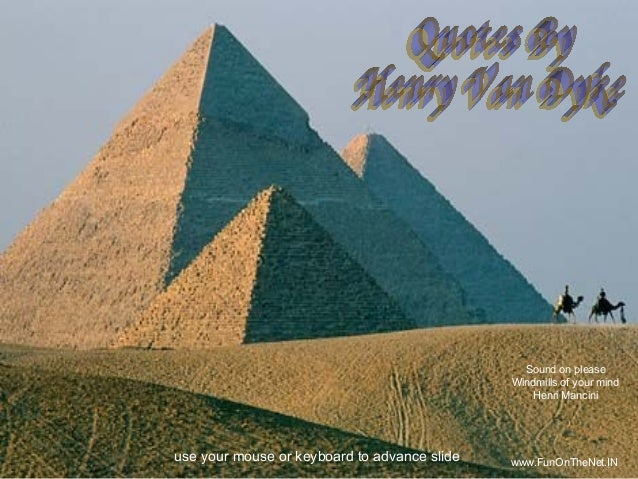 www.FunOnTheNet.INuse your mouse or keyboard to advance slide Sound on please Windmills of your mind Henri Mancini