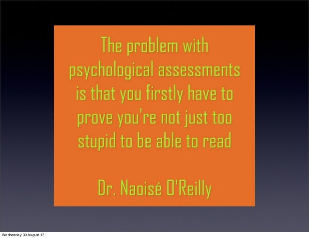 quotes on education and personality by dr naoise o reilly