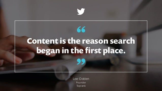 29 Amazing Quotes About Content Marketing Slide 26