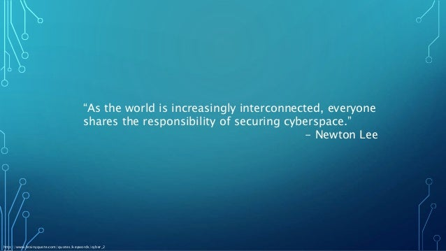Quotes About Cyber Security Mesmerizing Security Quotes
