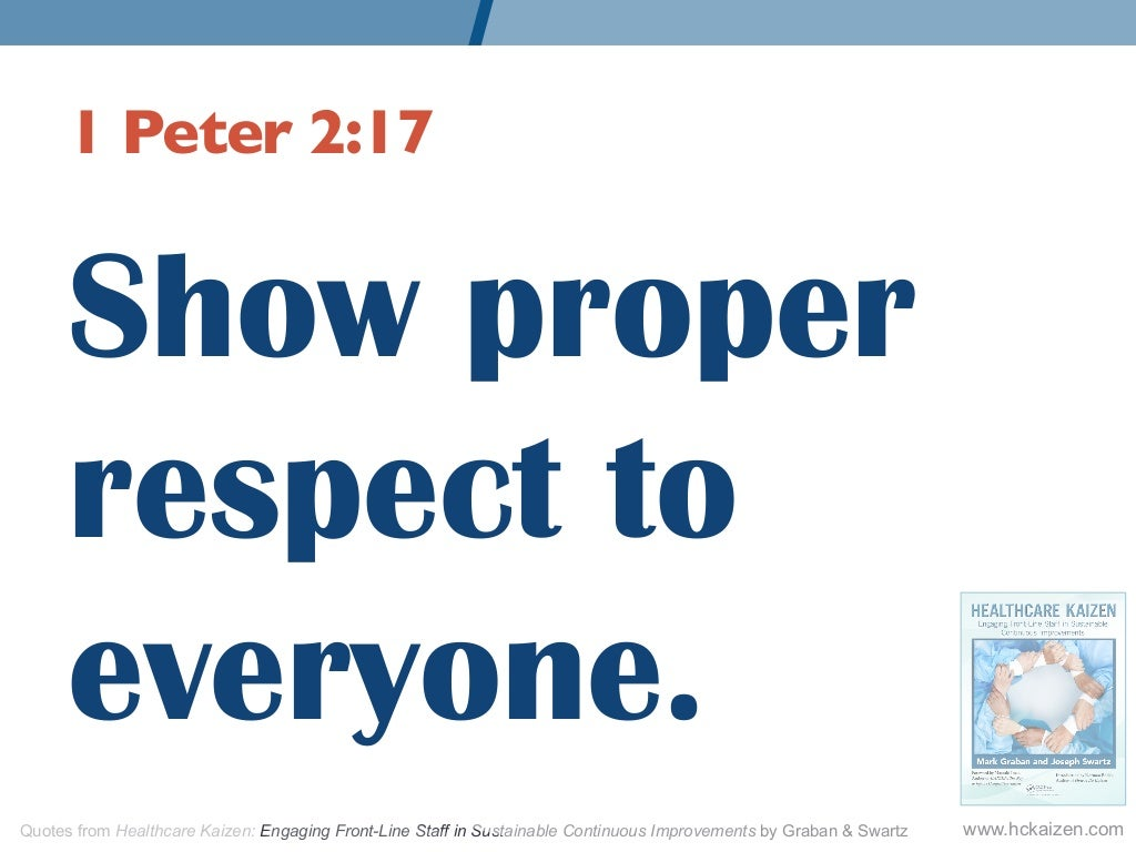 Healthcare Quotes 1 Peter 217 Show Proper