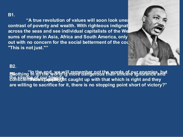 Child Labor Quotes Mlk And Iqbal