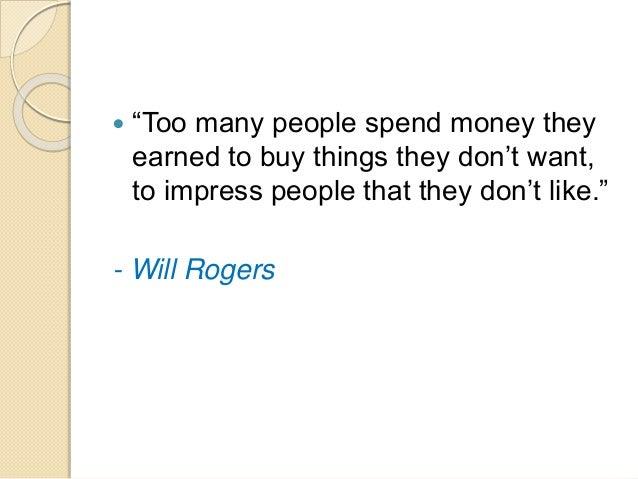 20 Quotes On Money