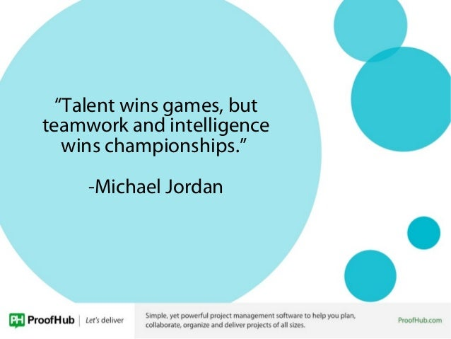 Quotes to inspire great teamwork
