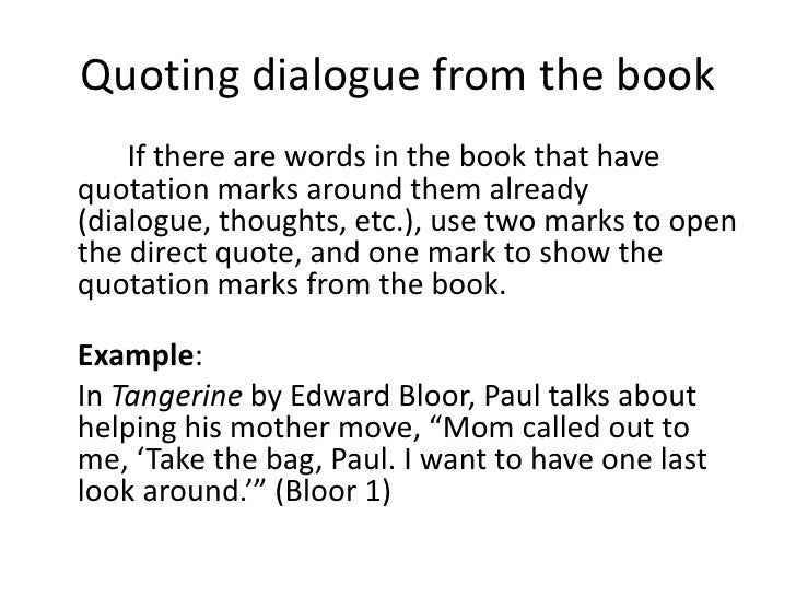 Quoting a book without plagiarizing
