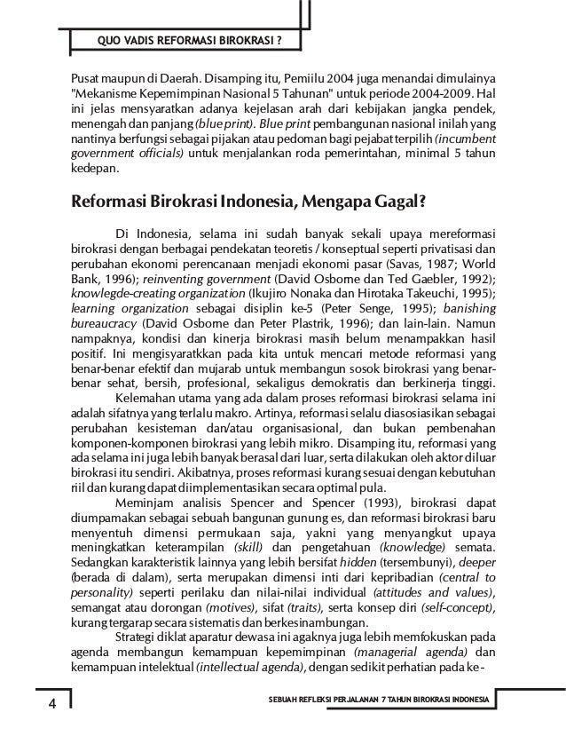 Penyelenggaraan Negara yang Bersih dan Bebas KKN (UU Nomor 28 Tahun 1999), serta pengajuan berbagai RUU seperti Kementeria...