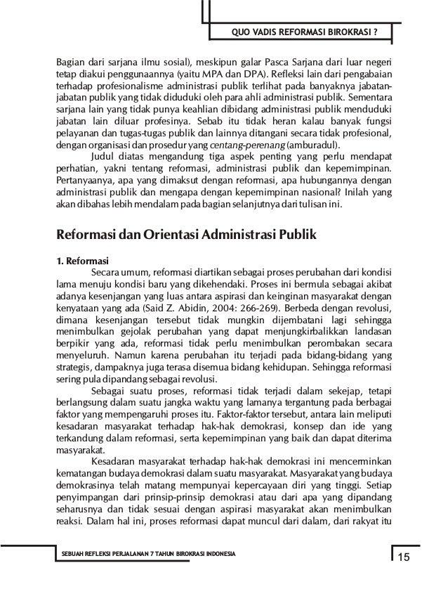 2. Orientasi Administrasi Publik Dalam dinamika masyarakat, administrasi publik dapat dilihat sebagai pola interaksi antar...