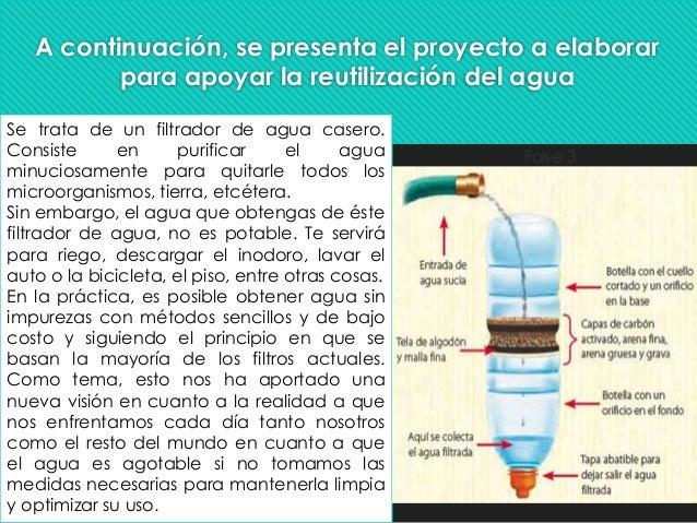 Qu podemos hacer para recuperar y reutilizar el agua del - Que podemos hacer para ahorrar agua ...