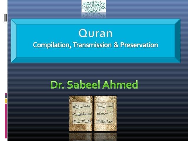 Conclusion - Memorization