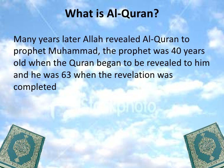 last surah to be revealed in the quran - Ummah.com ...