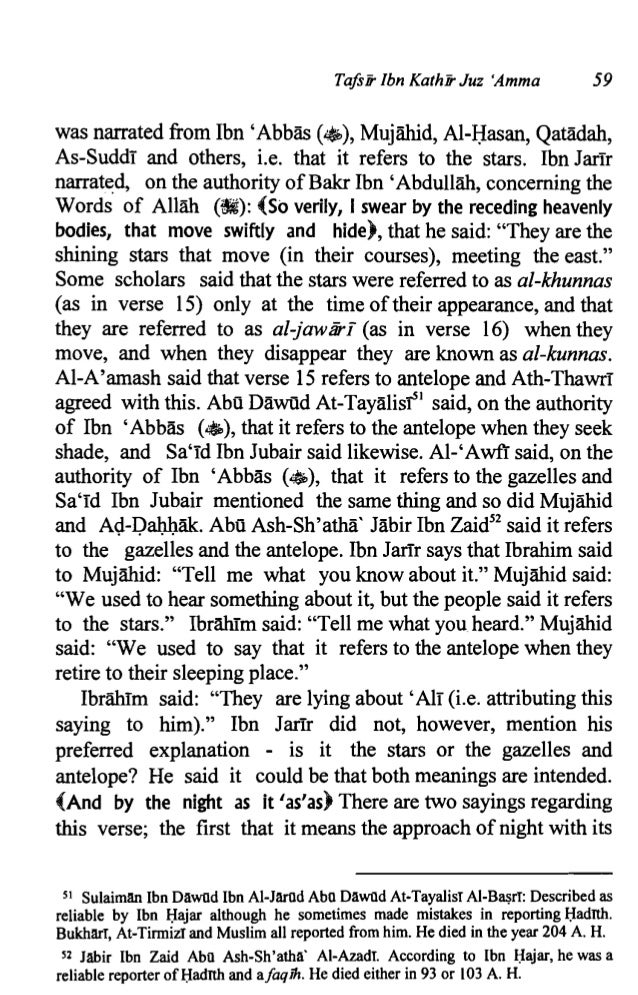 Tafsir Ibn Kathir Pdf
