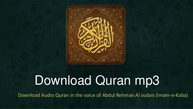 quran mp3 download best voice