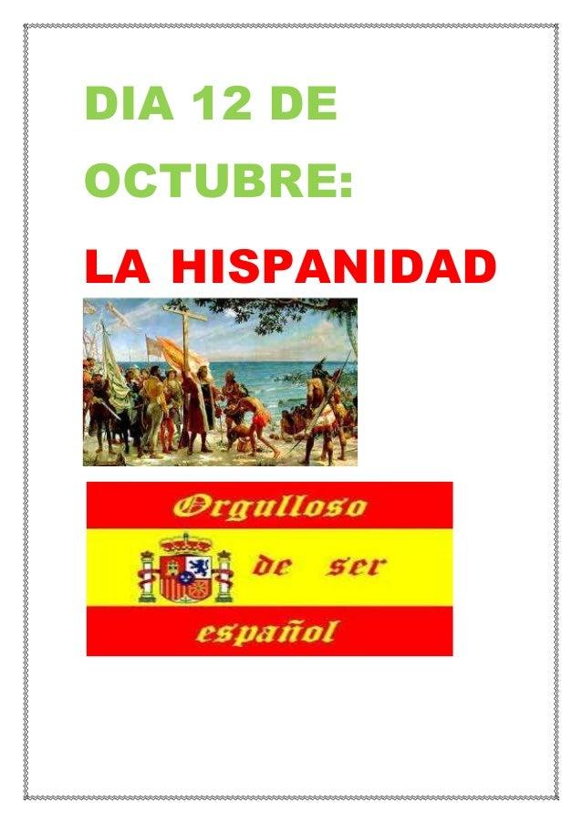 Qu se celebra el d a 12 de octubre for Comedores 12 de octubre