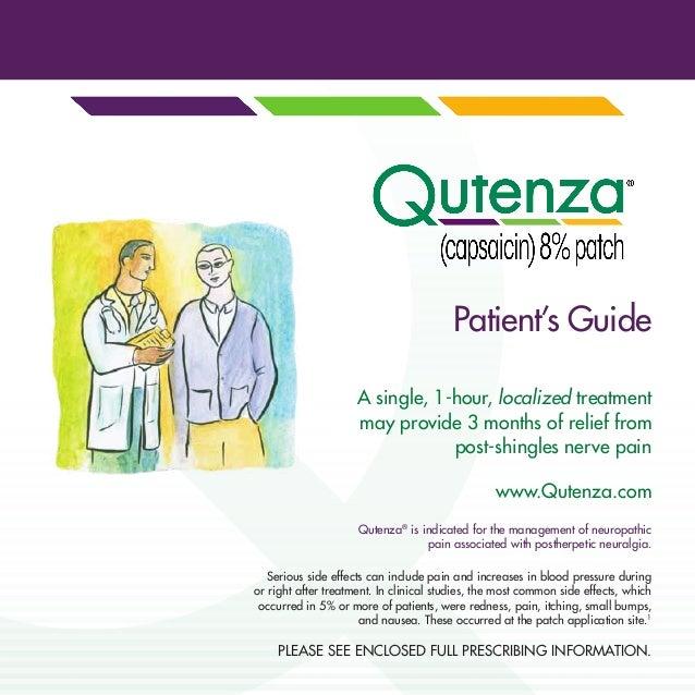 Qutenza Patient Guide