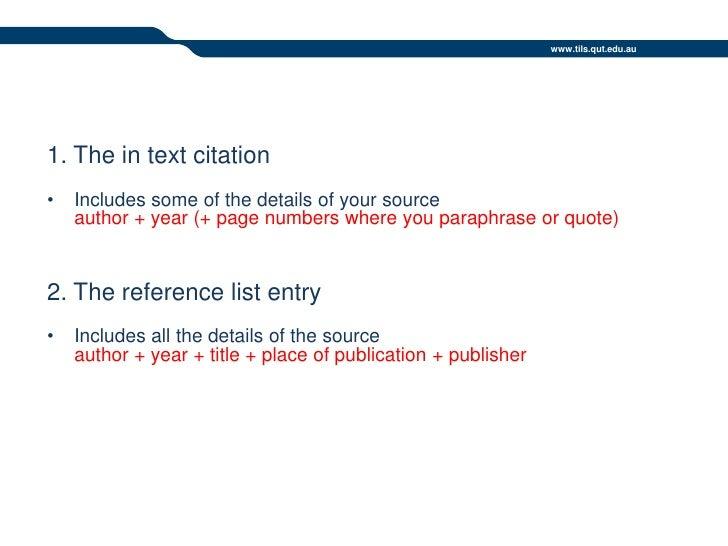 write essay apa referencing