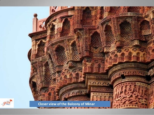 Qutub Minar Of India