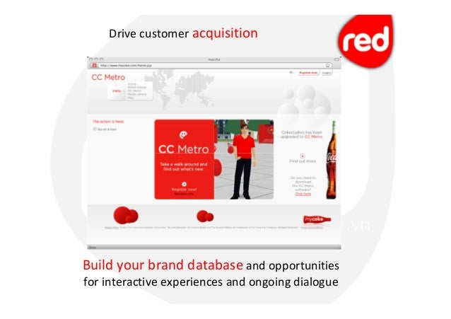 coca cola digital marketing case study Coca-cola content marketing - digital & social case study march 7, 2017 for the coca-cola company, brand journalism has been the key to building meaningful.