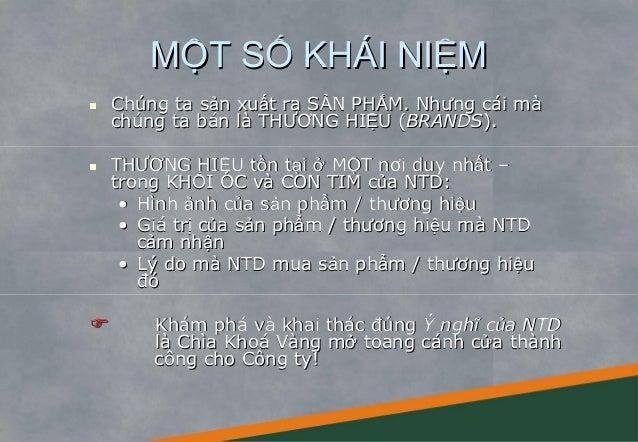 Quy trinh Xay dung Thuong hieu san pham ban le Slide 2