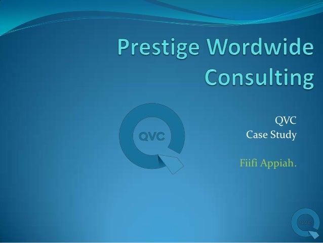 QVC SWOT Analysis, Competitors & USP