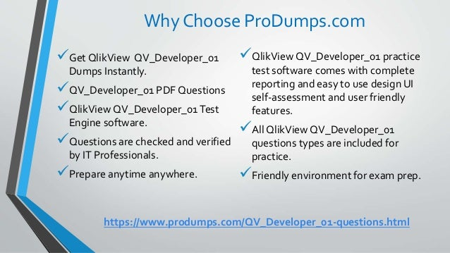 Get qvdeveloper01 dumps download qvdeveloper01 questions instan 4 fandeluxe Gallery