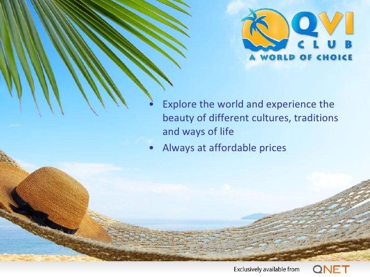 QVI  Presentation QNet Slide 2