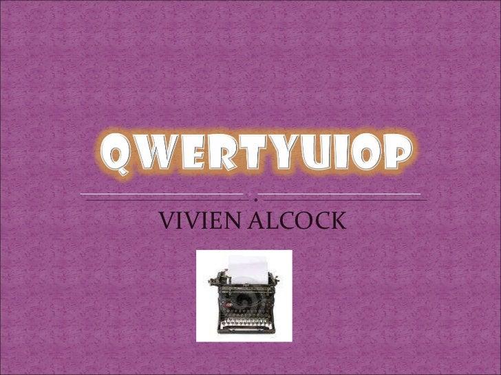 VIVIEN ALCOCK