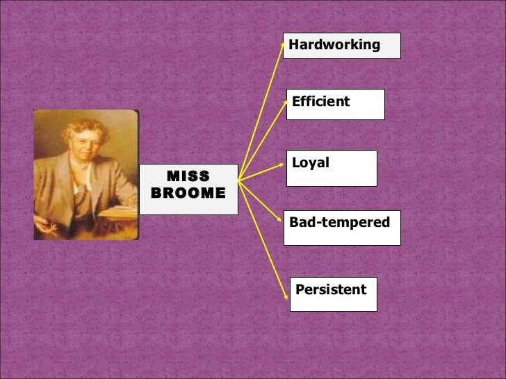 qwertyuiop characteristics of miss broome ghost Qwertyuiop short story analysis • lucy determines to hold on to the job as secretary although she scared to the spirit of miss broome such characteristics.