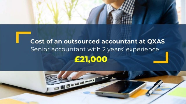 How much does it cost to outsource accounting ?