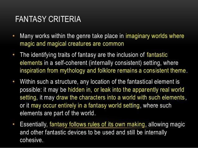 Science fiction fantasy genre conroe