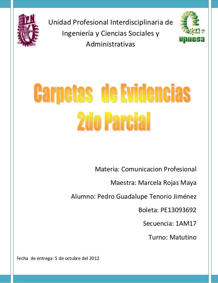 Unidad Profesional Interdisciplinaria de                  Ingeniería y Ciencias Sociales y                         Adminis...