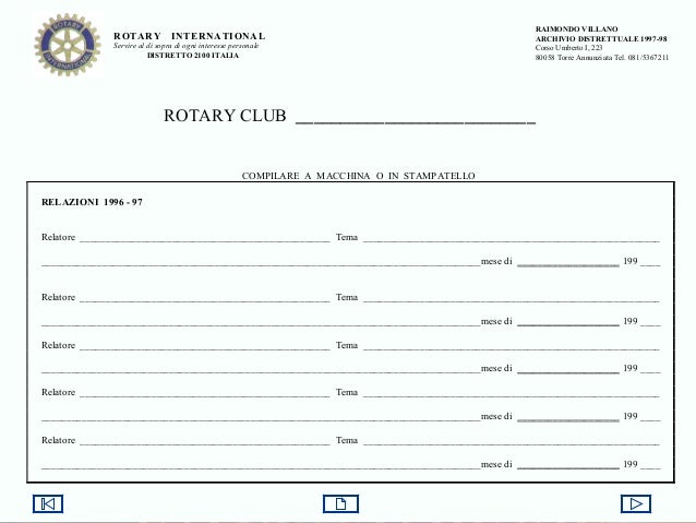 utente@dominio  02/01/14  Club Pompei Oplonti Vesuvio Est  RO TAR Y  INTER NATIONAL  Servire al di sopra di ogni interesse...
