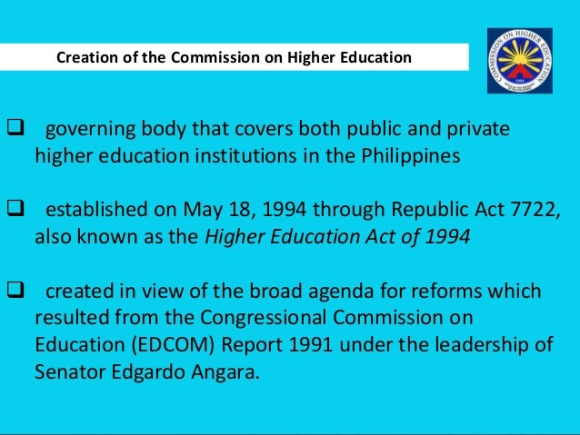 trifocalization of philippine education Department of education (philippines) topic the department of education (abbreviated as deped filipino: kagawaran ng edukasyon) is the executive department of the philippine government responsible for ensuring access to, promoting equity in, and improving the quality of basic education[2].