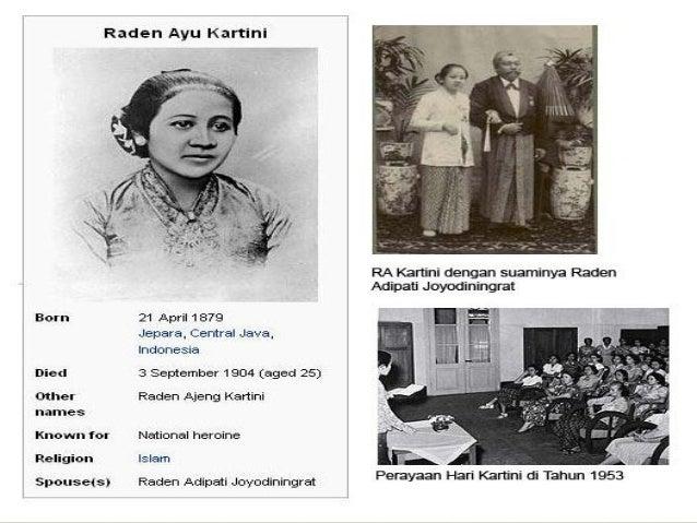 R.A. Kartini telah menyadari bahwa kaum wanita membutuhkan pendidikan yang tepat yang dapat membangun kepercayaan diri ka...