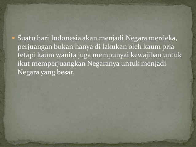 Ketika Negara-negara barat mulai memperjuangkan tentang emansipasi kaum wanita pada abad 19, R.A. Kartini telah melakukan...