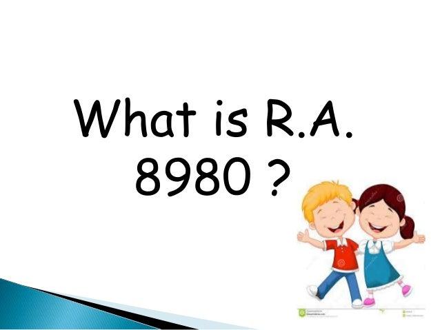 Republic Act 8980 Slide 3