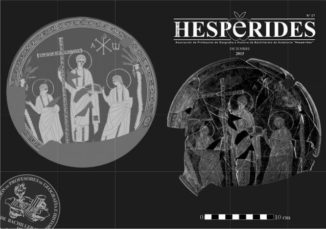"""HESPÉRIDES 2015 """"Patena de Cristo en Majestad"""" (Vidrio del siglo IV. Cástulo, Linares-Jaén) Fotografía: Proyecto Forum MMX..."""