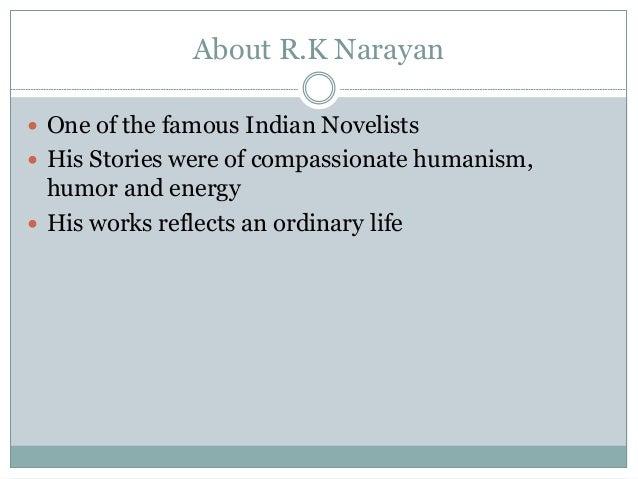 R k narayan  authorstream.