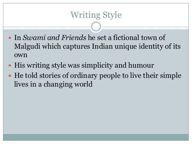 R. K. Narayan biography childhood, life achievements & timeline.