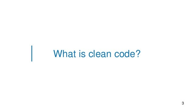 R. herves. clean code (theme)2 Slide 3